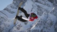 A University of Quebec at Chicoutimi study found that some skiers and snowboarders actually took more risks when they returned to the slopes after an injury. (John Lehmann/The Globe and Mail)