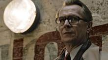 "In this film released by Entertainment One, Gary Oldman is shown in a scene from ""Tinker, Tailor, Soldier, Spy."" (Jack English/The Associated Press)"