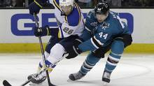 Meet Marc-Edouard Vlasic, The Highly Regarded, Little-known Sharks Defenceman