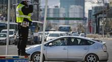 According to goverment data Toyota Priuses make up nearly 13 per cent of the passenger vehicles on Mongolian roads. (John Lehmann/The Globe and Mail)