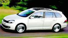 2011 VW Golf Wagen (Volkswagen)