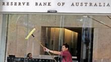 Reserve Bank of Australia, Sydney (GREG WOOD)