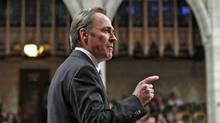 NDP MP Pat Martin speaks during Question Period in the House of Commons on March 1, 2012. (CHRIS WATTIE/Chris Wattie/Reuters)