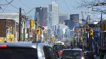 Gentrification is transforming cities. Where the young and creative are invading the old, rundown areas and sprucing them up. (Fred Lum/The Globe and Mail)