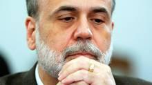 U.S. Federal Reserve Chairman Ben Bernanke (JIM YOUNG/JIM YOUNG/REUTERS)