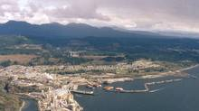 A file photo of Powell River, B.C. (Handout/Handout)
