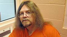 Ronald Smith, the only Canadian on death row in the United States, is shown in this June 30, 2008 photo. (Bill Graveland/The Canadian Press/Bill Graveland/The Canadian Press)
