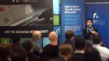 Kerry Liu, Rubikloud's CEO (Taylor Longfield/Rubikloud)