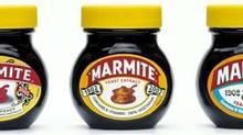 Jars of Marmite.