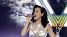 Singer Katy Perry took to Twitter to respond to the passing of Olivia Wise, 16, who was diagnosed with an inoperable brain tumour two years ago. (MARIO ANZUONI/REUTERS)