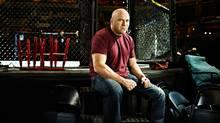 Dana White, head of UFC