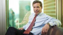 Randall Oliphant, executive chairman of New Gold. (Tim Fraser for The Globe and Mail)