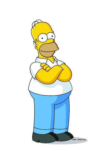 Homer Simpson (The Simpsons) Make no mistake: Homer Simpson is dumb, gluttonous, boorish and spends most evenings in a dank bar instead of interacting with his family, yet somehow he's become the most endearing dad in TV history. Most of the time Homer is the atypical anti-father figure to his brood of three, each of whom seems fully capable of growing up without his bumbling ministrations. No question Homer is lacking in proper parenting skills–he's constantly throttling Bart, skipping Lisa's school recitals and can never remember the name of his youngest child (it's Maggie)–but viewers know the big guy has a big heart and his occasional bad behaviour only serves as a cautionary template for his much-smarter kids. Long may he run.