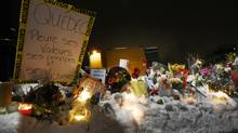Five of the six people killed at the Islamic centre in Quebec City were repatriated to their homelands for interment. The sixth was buried in the only Muslim-run cemetery in the province, in suburban Montreal. (Fred Lum/The Globe and Mail)