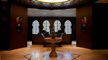 Miraj Hammam Spa by Caudalie Paris at the new Shangri-La Hotel Toronto.