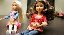Spin Master's new line of Liv dolls. (JENNIFER ROBERTS/JENNIFER ROBERTS/THE GLOBE AND M)