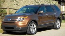 2011 Ford Explorer (Ford)