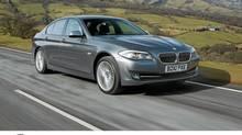 2012 BMW 5-Series (BMW)