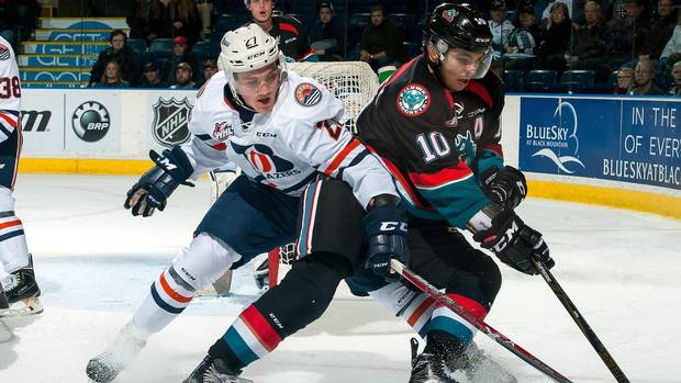 CHL: B.C. Criticized Over Major-junior Hockey Players' Wages