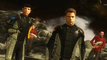 There are numerous points in Star Trek where the two protagonists must work together, regardless of whether you're playing solo or with a friend. The story is also helped by stellar voice acting from the movie's full crew, including Chris Pine, Zachary Quinto and the rest of the gang. (Digital Extremes)