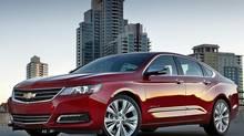 2014 Chevrolet Impala (General Motors)