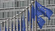 The latest crisis has added another dimension to the economic profile of the EU -- the collapse of peripheral member states -- resulting in a trifurcation of Europe. (Yves Logghe/Yves Logghe/Associated Press)