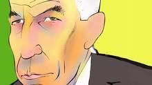 Bill Doyle, CEO, Potash Corp. of Saskatchewan. ANTHONY JENKINS (Anthony Jenkins/The Globe and Mail)