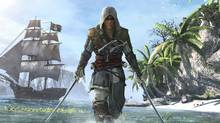 While AC3 was set during the American Revolution, Black Flag looks at the considerably less successful attempt to form Caribbean republics. The gameplay itself – the demo shown was the PS4 version playing on a high-end PC – looks stunning. The seas toss and toil with a realistic fierceness while the blue skies and green island flora almost seem alive in their lushness. (Ubisoft)