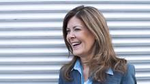 Former journalist Joan Crockatt is running for the Conservatives in the Calgary Centre by-election. (Chris Bolin For The Globe and Mail)