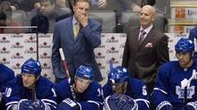 Former Toronto Maple Leaf assistant coach Keith Acton (CHRIS YOUNG/The Canadian Press)