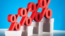 Percentage rising (Sebastian Duda/Getty Images/iStockphoto)