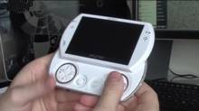 Unboxing the PSP Go. (The Globe and Mail)