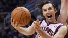 Phoenix Suns' Steve Nash (Matt York/MATT YORK/AP)