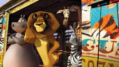 Madagascar 3: Europe's Most Wanted.