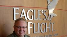Eagle Flight's Dave Root (STEFAN A. ROSE/COURTESY OF EAGLE'S FLIGHT)