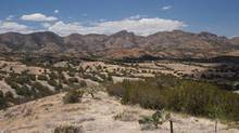 Augusta Resource's Rosemont Copper project, located in Arizona. (Augusta Resource)