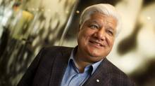 Mike Lazaridis created Quantum Valley Investments after stepping down as RIM co-CEO: 'I had some time freed up.' (Peter Power/Peter Power/The Globe and Mail)