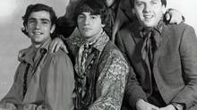 Publicity photo of the music group The Rascals. June 1969.