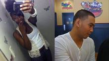 Toronto shooting victims: Shyanne Charles, 14, of Toronto and Joshua Yasay, 23, of Ajax.