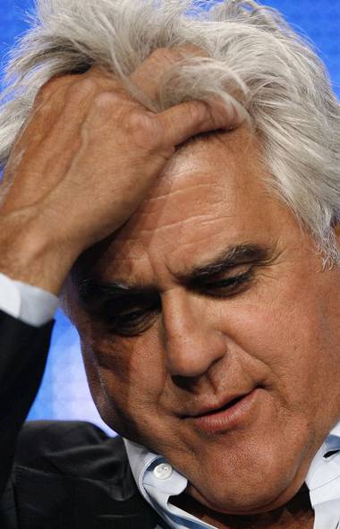 """1. Jay Leno: the most hated man in television right now In this Aug., 2012, story, TV critic John Doyle looks at reaction to Jay Leno's offer to work for free as Tonight Show ratings declined and staff was being let go . """"…it was an extraordinary offer to make,"""" Doyle writes. """"Leno earns about $26-million a year but, as legend has it, puts it all in the bank because he makes so much money from the many stand-up gigs he performs every year. He can afford to work for free, obviously, but in the TV business, nobody works for free except the Interns. Nobody."""" """"And yet Leno's offer barely made a dent in the showbiz news cycle. Why? Because these days everybody loathes Jay Leno. In fact, dissing Leno has become a sport."""" (Reuters)"""
