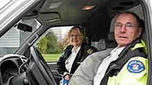 Jo-Ann Fuller and Ivan Polivka were killed when their ambulance plunged into a lake on Vancouver Island on Oct. 19, 2010. (CTV)