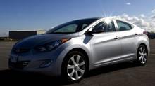 Hyundai Elantra (Michelle Siu/Automobile Journalists Association of Canada)