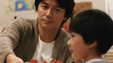 Masaharu Fukuyama in Like Father, Like Son. (Wild Bunch)