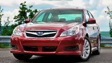 2009 Subaru Legacy (Subaru)