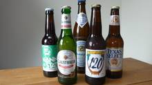 Brampton, Ont.-based Premium Near Beer nonalcoholic beer products. (Premium Near Beer)