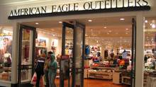 Teen clothing retailer American Eagle Outfitters has forecast a lacklustre second quarter. (Carolyn Chappro/Associated Press/Carolyn Chappro/Associated Press)
