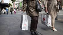 While the U.S. consumer remains strong, we shouldn't expect them to triumphantly return the U.S. economy to a high growth level. (David Paul Morris/Bloomberg)