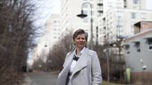A 'well-negotiated floating rate' is the best mortgage choice now, says agent Trish Bongard Godfrey. (Chris Young For The Globe and Mail)