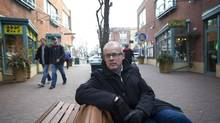 Author Don Gillmor. (Kevin Van Paassen/The Globe and Mail)