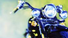 Close up motorcycle. (iStockphoto/iStockphoto)
